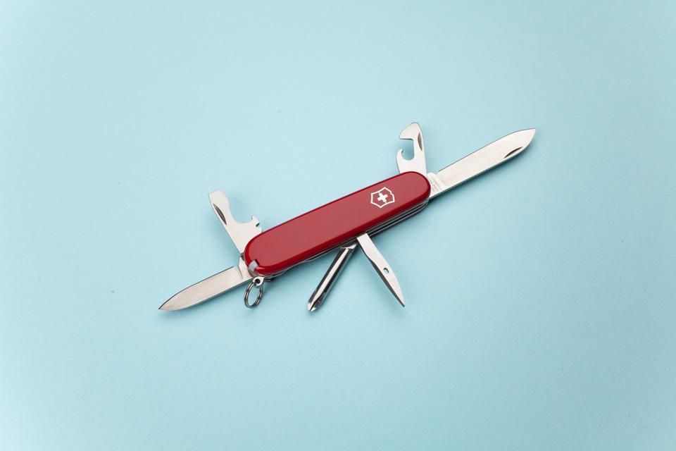 14—Swiss Army Knife