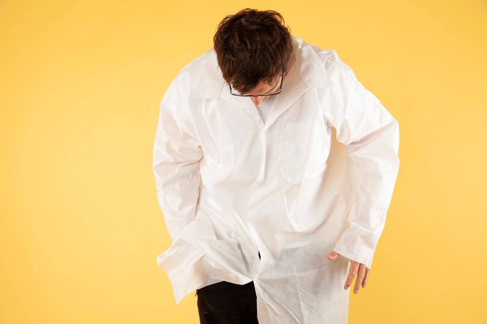 23—Kleenguard Coat