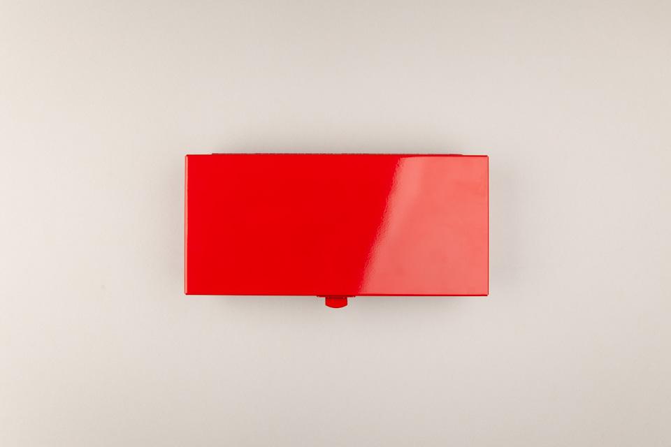 46—Steel Storage Box