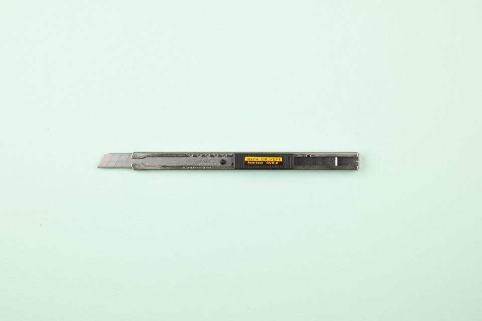 01—Utility Knife