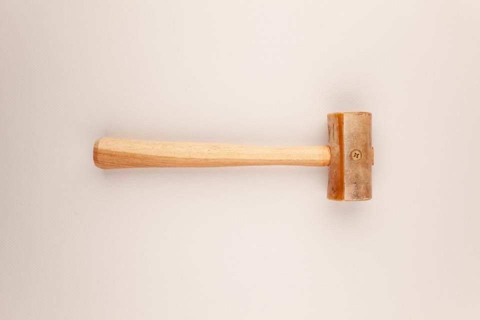 38—Rawhide Hammer